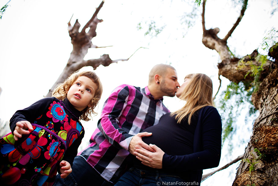 Pre-natal Pictures in Barcelona Professional Photographer Catalunya
