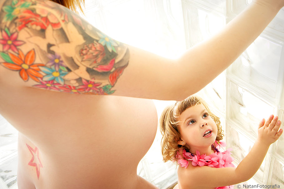 Pre-natal Professional Pictures Barcelona Sitges