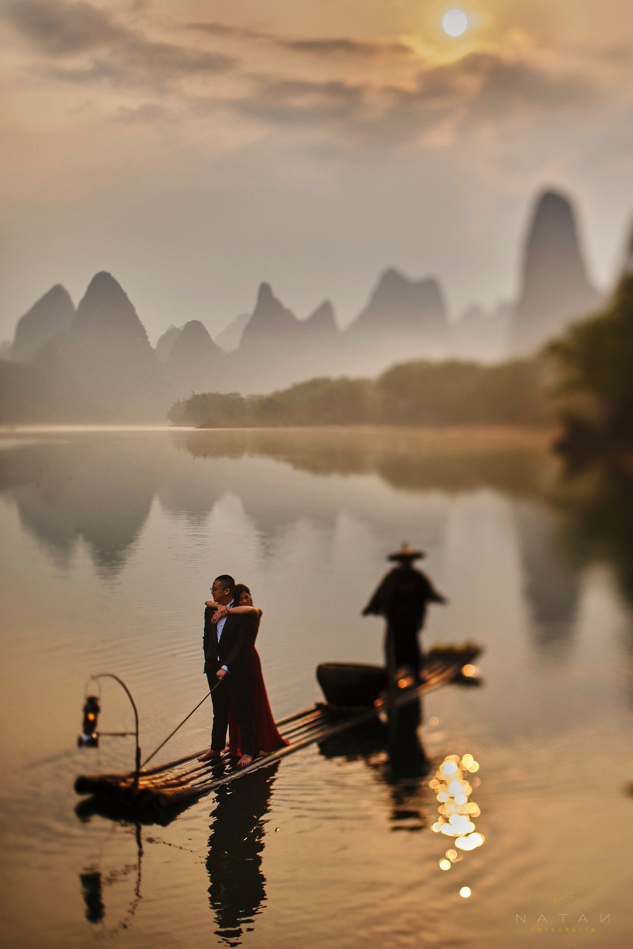 Best China Wedding photographer - Guilin, Yangshuo
