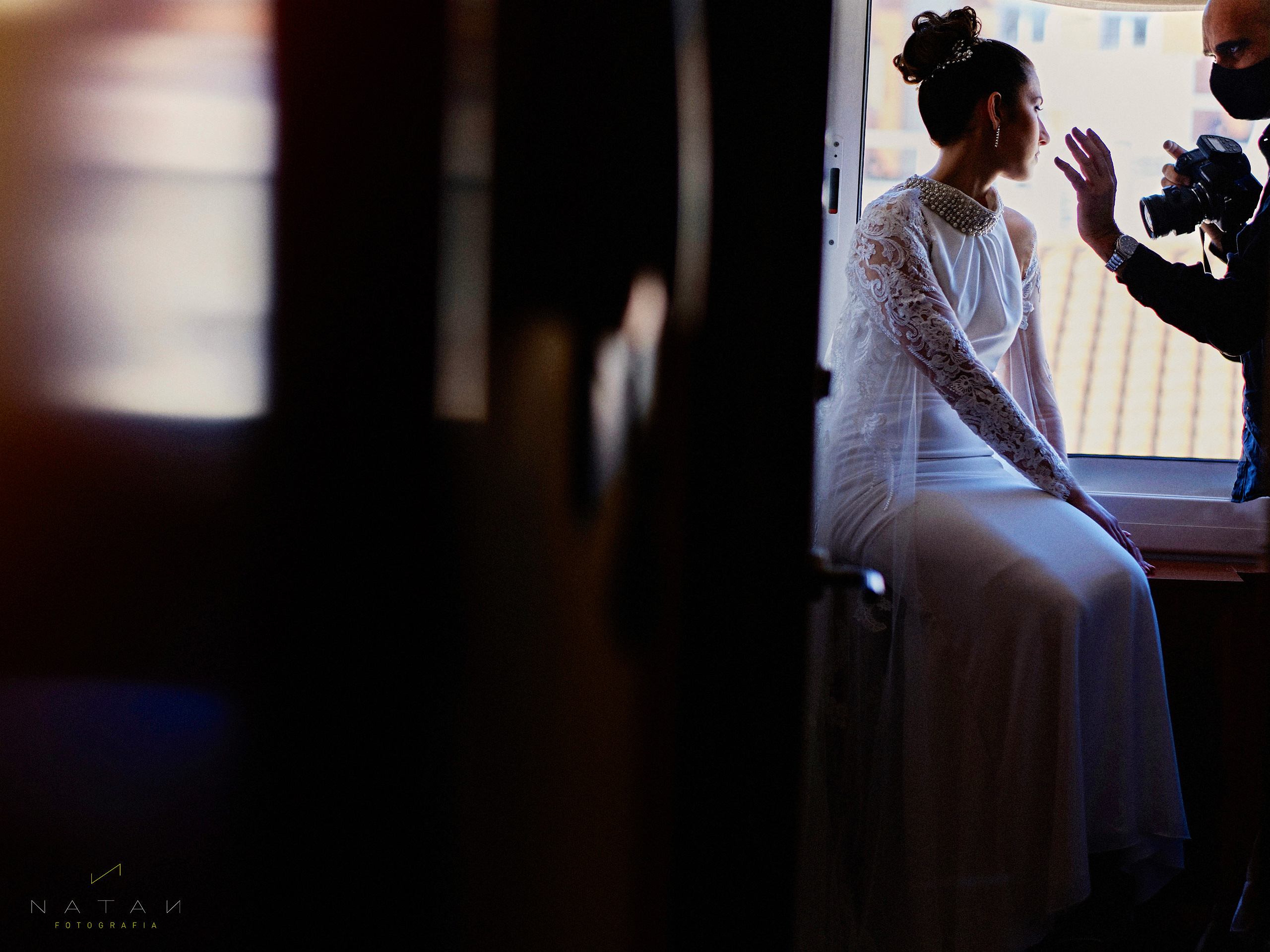Barcelona Wedding Photographer - Natan Sans