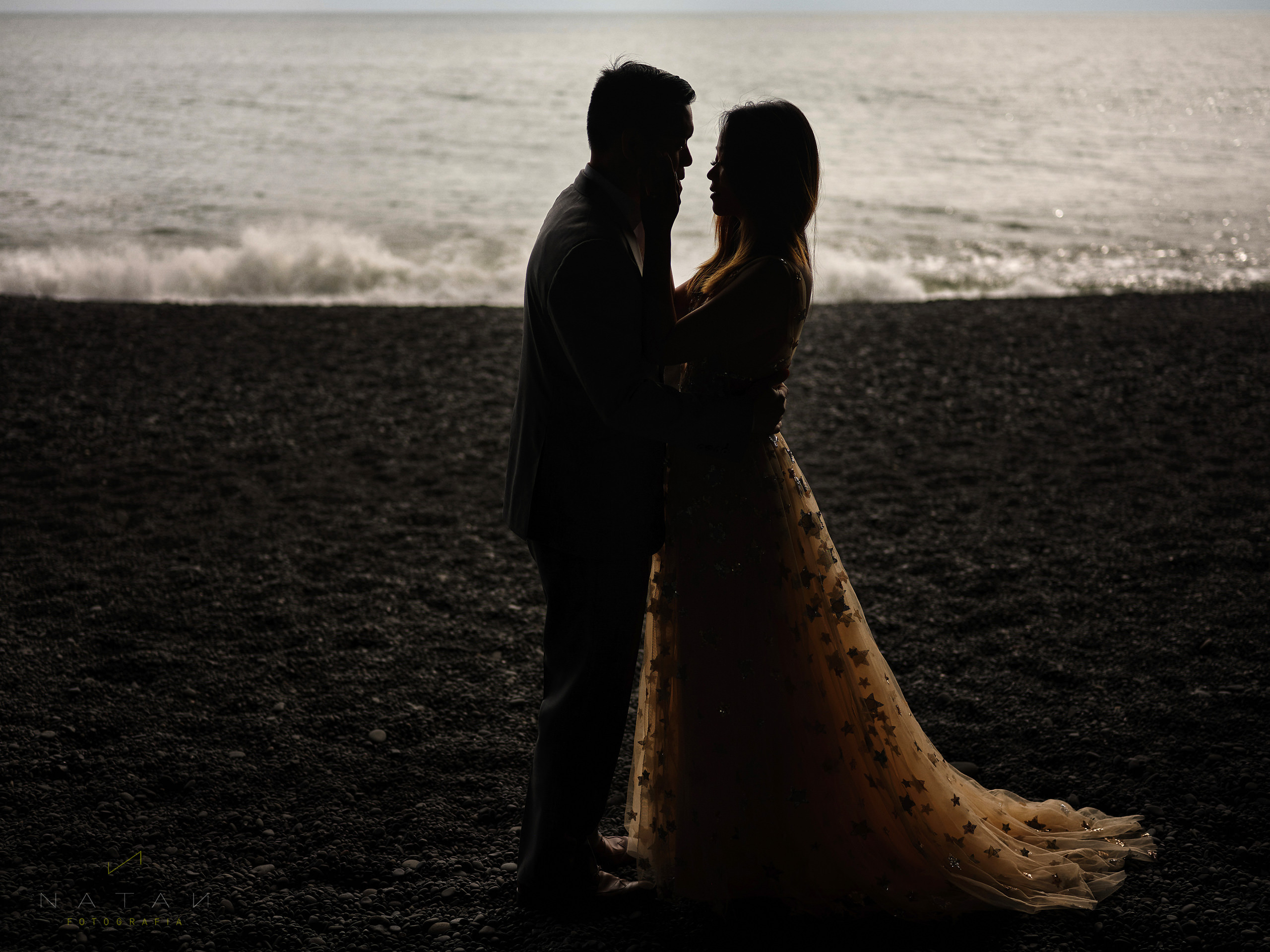 Iceland Love Elopement pictures