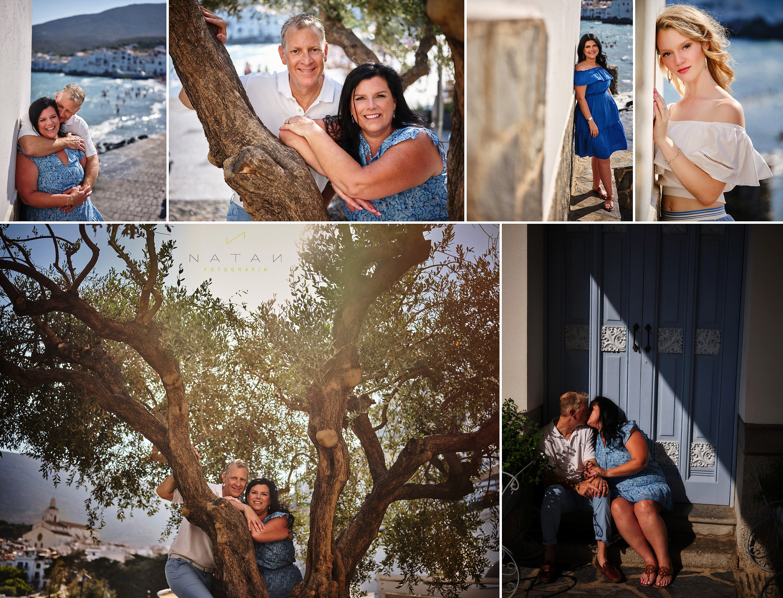 Family Photography in Spain, Cadaqués