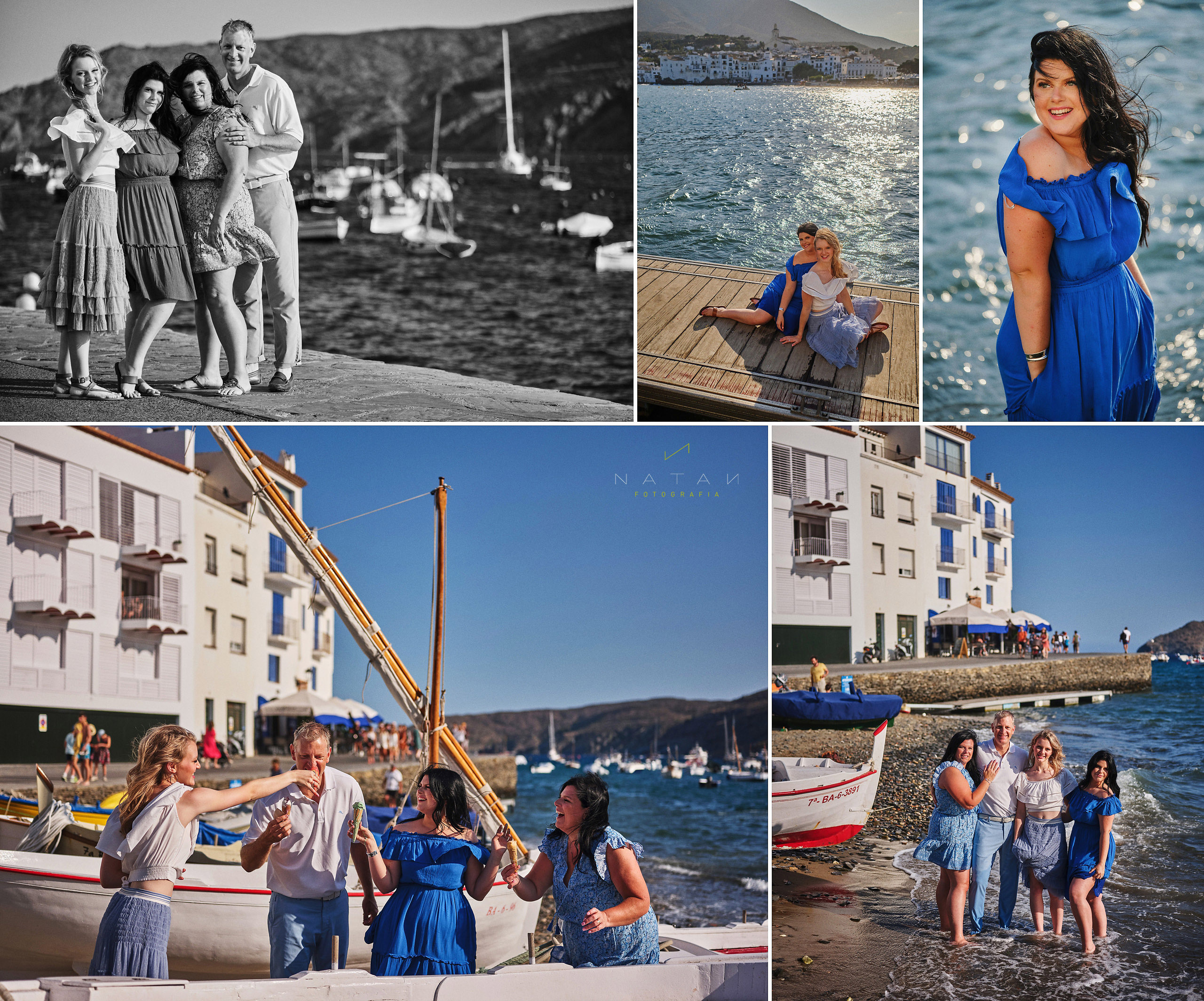 Family Photography in Cadaqués